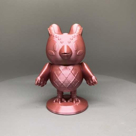 Descargar modelos 3D gratis Celeste de Animal Crossing, TroySlatton