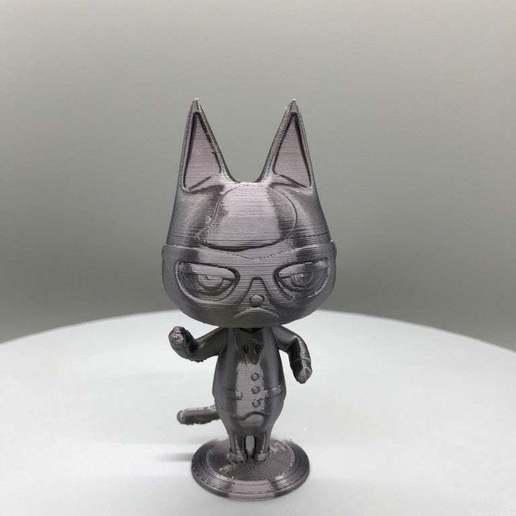 Descargar diseños 3D gratis Raymond de Animal Crossing, TroySlatton
