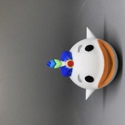 IMG_2901.jpg Download free STL file Animal Crossing Wisp • 3D printing object, TroySlatton