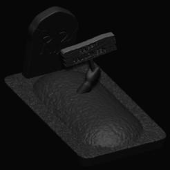 dd14d1675c2e53f1e956562c7fe73b0e.png Download free STL file Halloween Grave • 3D print model, TroySlatton
