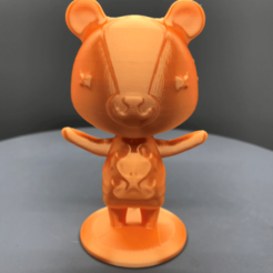 Download free 3D printing designs Animal Crossing Stitches, TroySlatton
