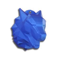 Lobogancho 6.jpg Download STL file wolf hook • 3D print design, esteban4aq