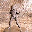 3D printer files Zombie x3 STL, Milkshake3D
