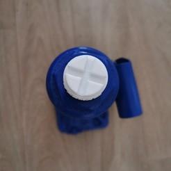 IMG_20200722_181255.jpg Télécharger fichier STL Coussin Cric bouteille hydraulique • Design à imprimer en 3D, tlourimi