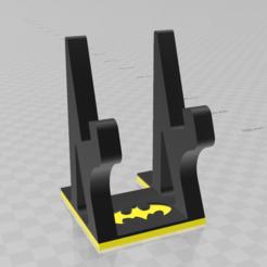 32.PNG Download STL file Soporte para celular Batman • 3D printable model, kdsto41