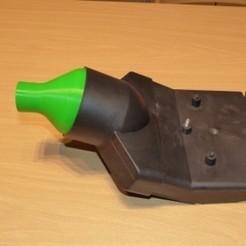 Descargar diseños 3D gratis Einhell TC-SP 204 o el adaptador de succión de clones, ramses3D