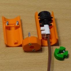 Descargar Modelos 3D para imprimir gratis PLUG-IT FESTOOL, ramses3D