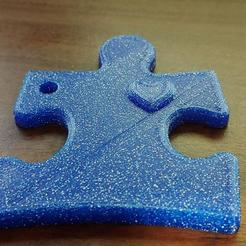 photo_2020-01-03_19-50-01.jpg Download free STL file Autism Awareness Puzzle Piece Keychain • 3D print model, 3dTanny
