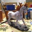 Descargar Modelos 3D para imprimir gratis Caballo, Unconquered