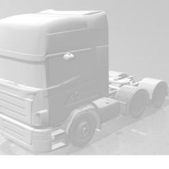 photo scania 1.jpg Télécharger fichier STL gratuit truck scania • Plan pour impression 3D, ats08