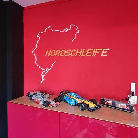Descargar archivos STL gratis Nordschleife - Nürburgring Tour, LSRThyer
