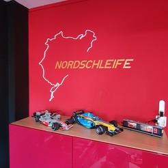20190420_151959.jpg Télécharger fichier STL gratuit Circuit Nordschleife - Nürburgring  • Design pour imprimante 3D, LSRThyer