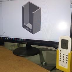 Télécharger fichier 3D gratuit Base de contrôle, Albrey3d