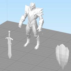 Download 3D print files Dragon Knight Dota, OEmmanuelC