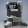 3D print files pied motorisé appareil photo 360°, Naliar