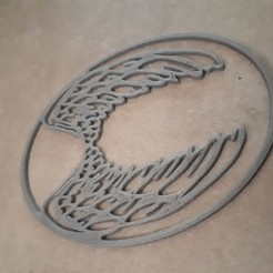 Download 3D printer files Angel wing, Naliar