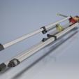 Free 3D printer model tripod for camera, Naliar