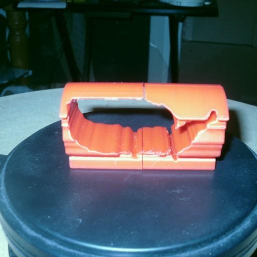 SDC10010.JPG Download free STL file Trump USA  • 3D printable template, liggett1