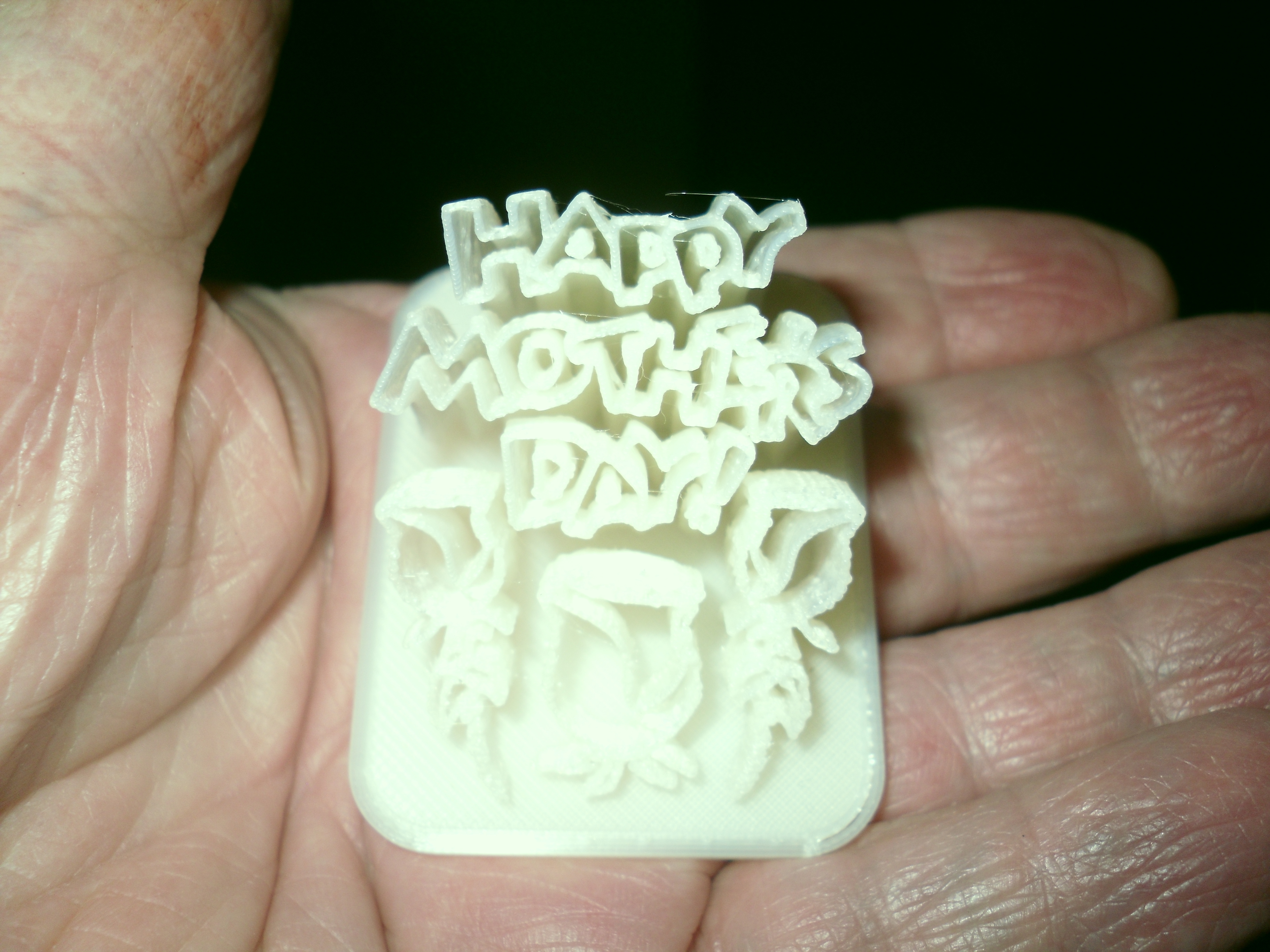 SDC10011.JPG Download free STL file happy mothersday 2 files 1 small 1 large • 3D printing object, liggett1