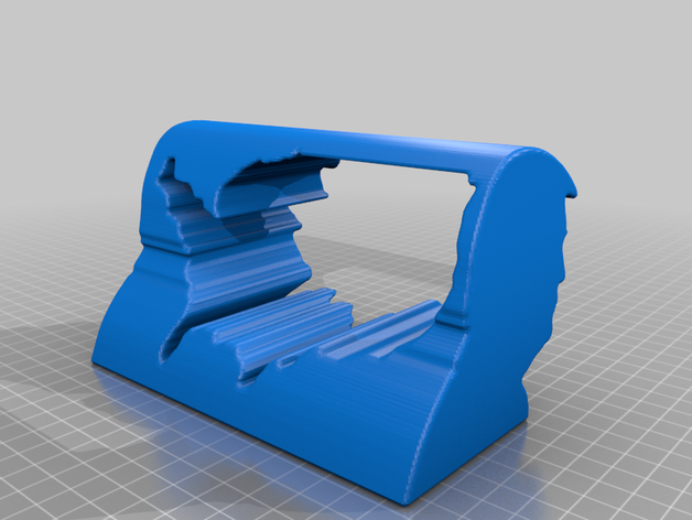 trump_usa.stl png.png Download free STL file Trump USA  • 3D printable template, liggett1