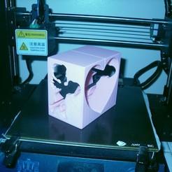 Télécharger fichier STL gratuit cupidon de la Saint-Valentin et bloc modèle de morphing cardiaque • Design imprimable en 3D, liggett1