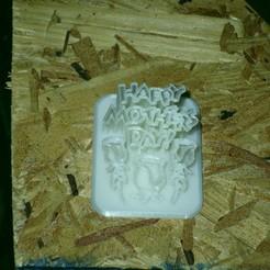 Télécharger fichier STL gratuit happy mothersday 2 fichiers 1 petit 1 grand • Design pour imprimante 3D, liggett1