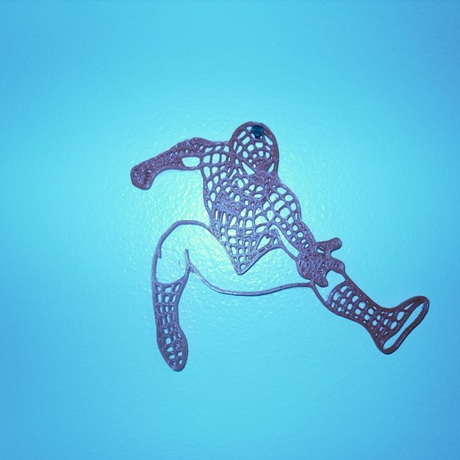 SDC10011.JPG Télécharger fichier STL art mural Spiderman • Plan à imprimer en 3D, liggett1