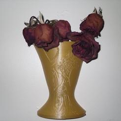 Télécharger fichier GCODE gratuit Vase mural suspendu modèle d'impression 3D • Objet imprimable en 3D, liggett1