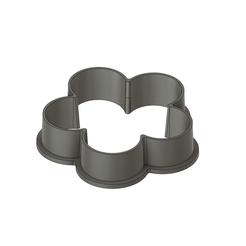 Descargar modelos 3D gratis Cookie Cutter Flower, Skyworker