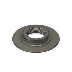 NutEnder1.png Download free STL file Ender 3 Nut for spool holder • 3D printable object, Skyworker