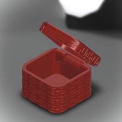 Télécharger plan imprimante 3D gatuit Coffret cadeau, Skyworker