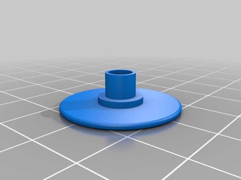 386260dc76842ec5c13804833cbced2b.png Download free STL file Fidget Spinner for Smaller Hands - Spinner B • 3D printer model, crzldesign