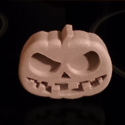 Pump-T5.jpg Download free STL file Scary Halloween Pumpkin Molds • 3D printable design, crzldesign