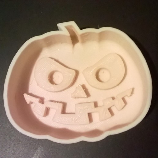 Pump-M3.jpg Download free STL file Scary Halloween Pumpkin Molds • 3D printable design, crzldesign