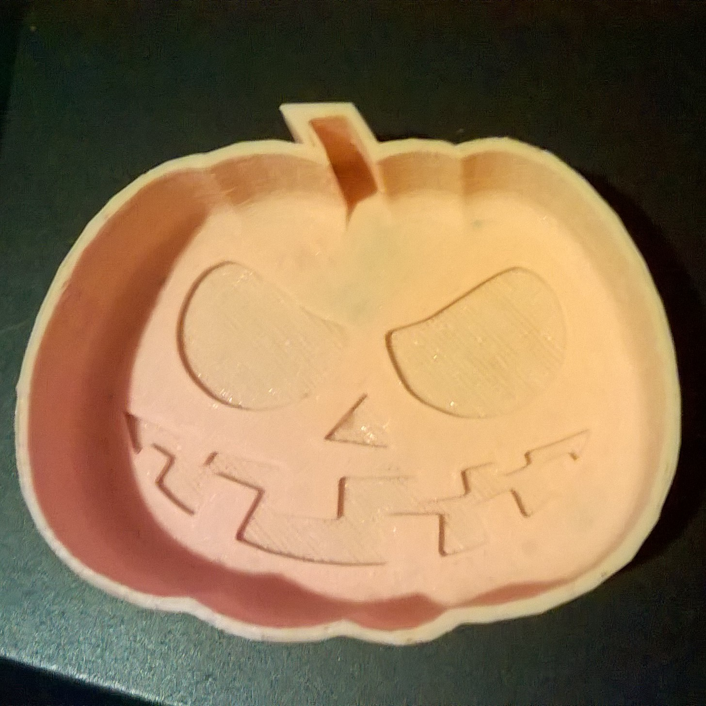 Pump-M4.jpg Download free STL file Scary Halloween Pumpkin Molds • 3D printable design, crzldesign