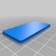 Download free STL file Dexion Shelving Feet & Shims • 3D printing object, crzldesign