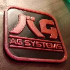 WP_20190203_18_24_14_Pro.jpg Télécharger fichier STL gratuit AG Systems Beer Mat / Dessous de verre du jeu Wipeout • Objet pour impression 3D, crzldesign
