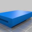 MicroSD-Inner.png Download free STL file CR10S MicroSD to SD Housing for Inside of Side Plate • 3D print model, crzldesign