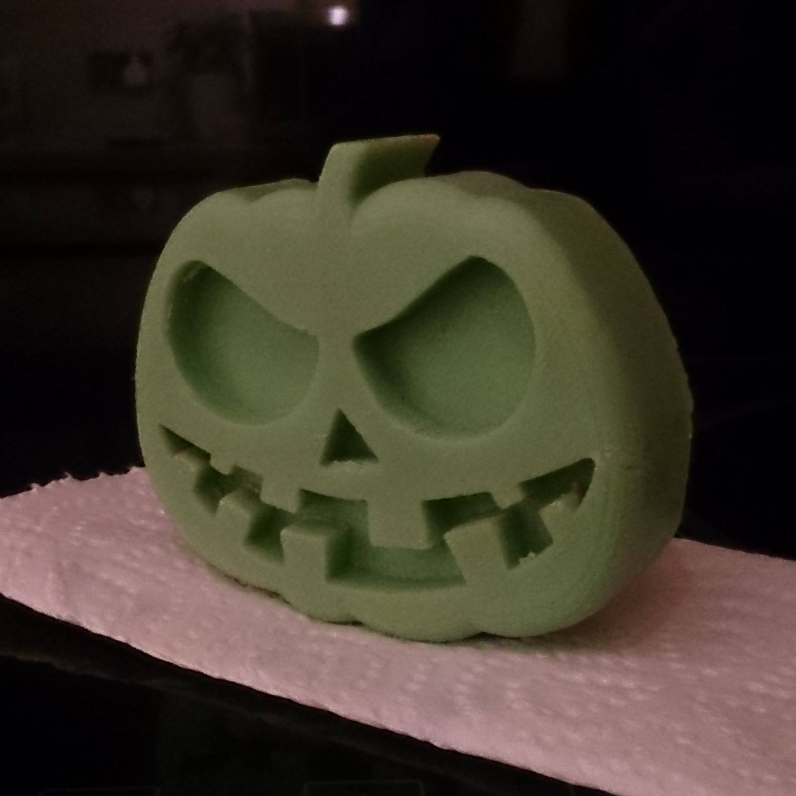 Pump-T3.jpg Download free STL file Scary Halloween Pumpkin Molds • 3D printable design, crzldesign