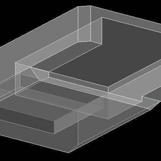 Inner.jpg Download free STL file CR10S MicroSD to SD Housing for Inside of Side Plate • 3D print model, crzldesign