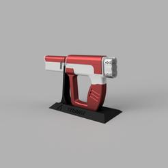withstand.png Télécharger fichier STL Le pistolet à seringue - Imprimé modulaire • Modèle à imprimer en 3D, Jonnyo85