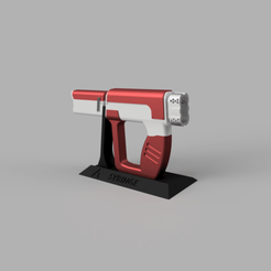 withstand.png Download STL file The Syringe Gun - Modular Print • 3D printable object, Jonnyo85