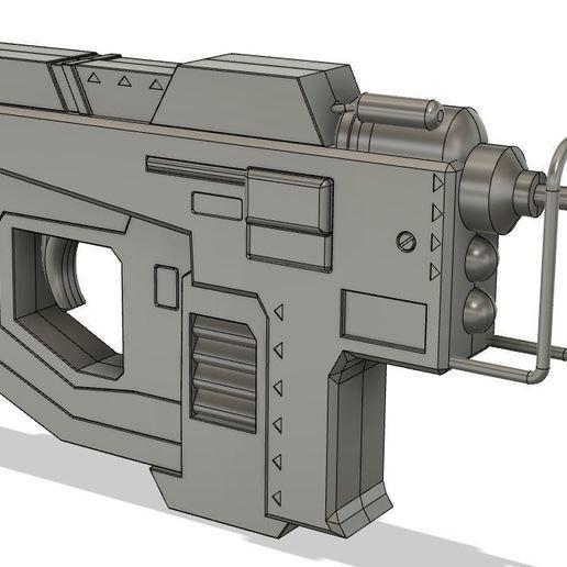 Download 3D print files Apex Legends Voidwalker Injector Gun, Jonnyo85