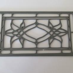 IMG_4516.JPG Download free STL file Stainedglass windows 1:12 • Object to 3D print, drnbabyz