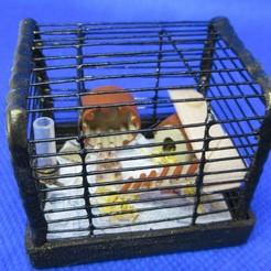 Télécharger fichier STL Jouets hamster 1/12 • Modèle pour imprimante 3D, drnbabyz