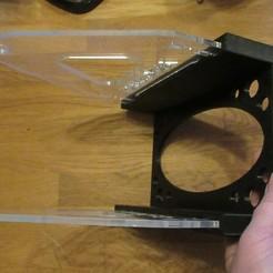 Télécharger fichier impression 3D gratuit Méga-filament I3 Anycubic pour 2 rouleaux KG, drnbabyz