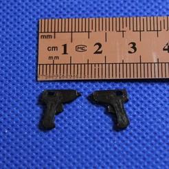 Download free 3D printer designs 1/12 hotglue gun , drnbabyz