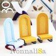 Télécharger modèle 3D NonnaliSa, CKLab