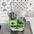 Download 3D model Malposta /family edition/ cutlery drainer, CKLab