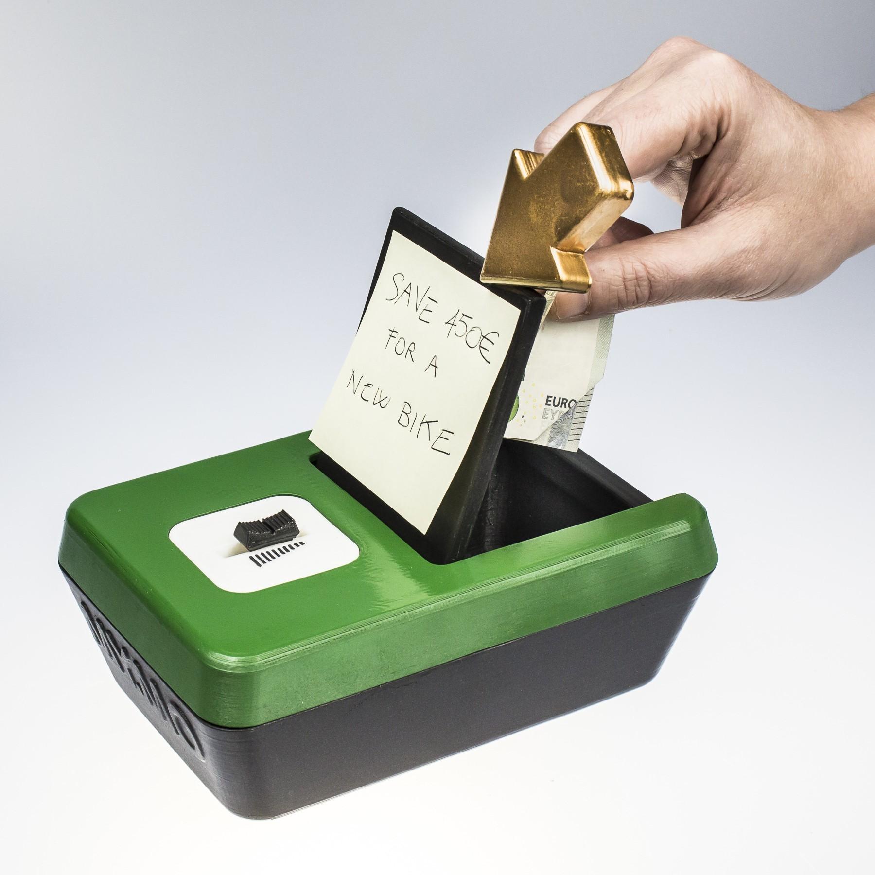 _MG_6598.jpg Télécharger fichier STL gratuit MON MO - faire un vœu et économiser de l'argent pour le réaliser. • Design pour impression 3D, CKLab